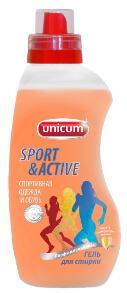 UNICUM Гель для стирки спортивной одежды