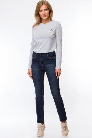 Зауженные синие джинсы SK71828-4002-2 рр 9(44)