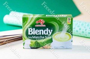 Чай  матча латте Blendy