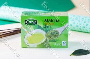Чай матча 3 в 1 Cozy