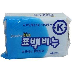 SOAPLAND Мыло д/стирки,отбеливающее с эффектом кипячения 240 гр