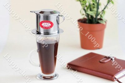 🇻🇳Вкусный Вьетнам. Впервые в России - кофе из Лаоса! — Пресс-фильтр для кофе — Кофе и кофейные напитки