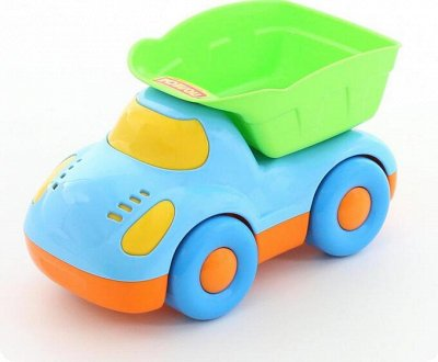 Полесье. Любимые игрушки из пластика. Успеем до повышения — Серии Дружок, Кеша, Блоппер — Машины, железные дороги