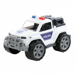"""Автомобиль """"Легион"""" патрульный №3 (Police) 77257 (1/10)"""