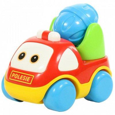 """Полесье. Любимые игрушки из пластика. Успеем до повышения — """"Би-Би-Знайка """" — Машины, железные дороги"""