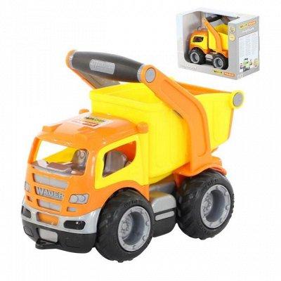 """Полесье. Любимые игрушки из пластика. Успеем до повышения — """"ГрипТрак — Машины, железные дороги"""