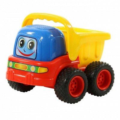 Полесье. Любимые игрушки из пластика. Успеем до повышения — Чип — Машины, железные дороги