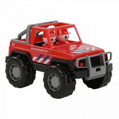 Полесье. Любимые игрушки из пластика. Успеем до повышения — Сафари — Машины, железные дороги