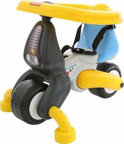 Полесье. Любимые игрушки из пластика. Игровые комплексы — Тримарк — Транспорт