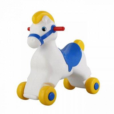Полесье. Любимые игрушки из пластика. Успеем до повышения — Пони — Транспорт