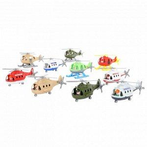 Вертолёт (в сеточке) (микс №1)