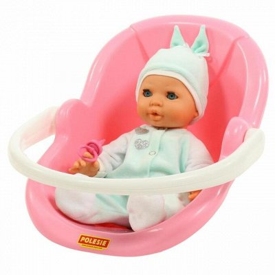 Полесье. Любимые игрушки из пластика. Успеем до повышения — Пупсы Полесье — Куклы и аксессуары