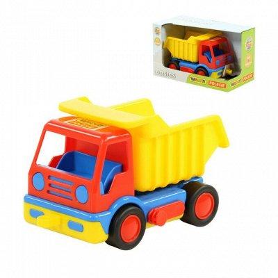 Полесье. Любимые игрушки из пластика. Успеем до повышения — Базик — Машины, железные дороги