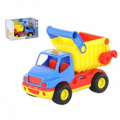 """Полесье. Любимые игрушки из пластика. Успеем до повышения — """"КонсТрак — Машины, железные дороги"""