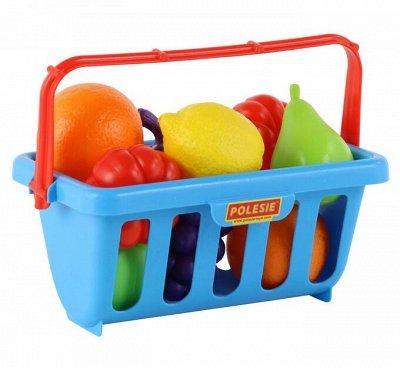 Полесье. Игрушки из лучшего пластика! Беларусь — Наборы продуктов — Игровые наборы