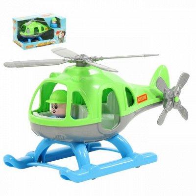 Полесье. Любимые игрушки из пластика. Успеем до повышения — Самолеты, вертолеты — Машины, железные дороги