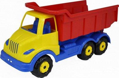 Полесье. Любимые игрушки из пластика. Успеем до повышения — Муромец — Машины, железные дороги