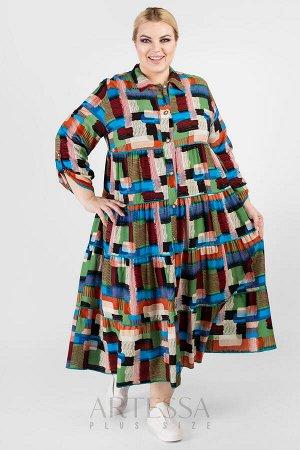 Платье PP56104GRA30