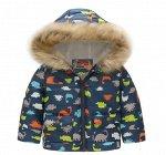Куртка утепленная детская универсальная