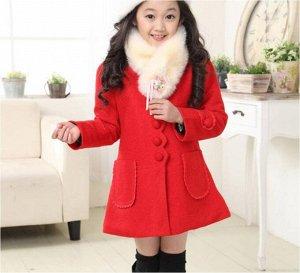 Пальто Пальто. Размер: (рост см) 110см, 120см, 130см, 140см, 150см, 160см.