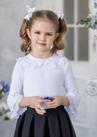 Alolika. Праздничные платья, школьная одежда — Блузки трикотажные — Платья и сарафаны