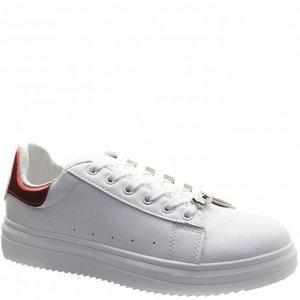 Белые брендовые кроссовки