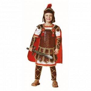 Карнавальный костюм «Гладиатор», бархат, размер 36, рост 146 см