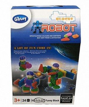 Конструктор Робот 24 дет