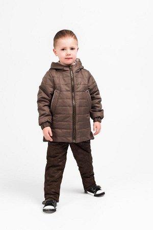 Костюм ЭРИК (куртка+брюки утеплённые, плащёвка)