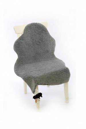 Накидка-коврик ALTRO арт. 8010-01 Шале серый 100*60см