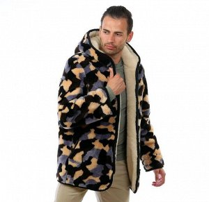 Куртка ALTRO арт.1181-06 СКАНДИ Камуфляж серый/муж 48 муж., рост 176-182 см
