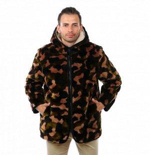 Куртка ALTRO арт.1181-07 СКАНДИ Камуфляж коричневый/муж 48 муж., рост 176-182 см