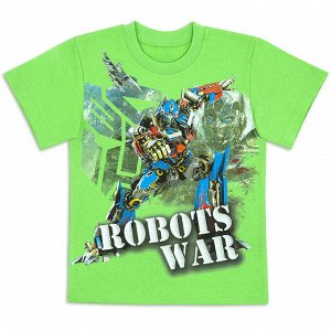 Футболка для мальчика Робот