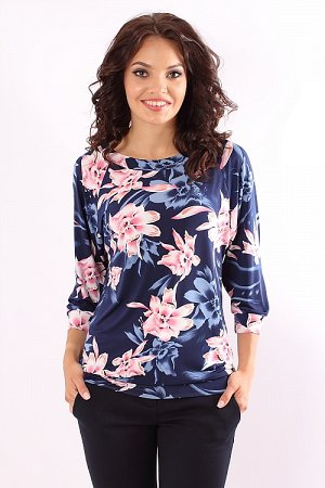 Продам блузу женскую. р-р:54 ТМ Авили.