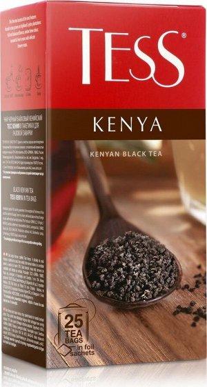 Чай Тесс Kenya black tea 2г х 25 пакетиков