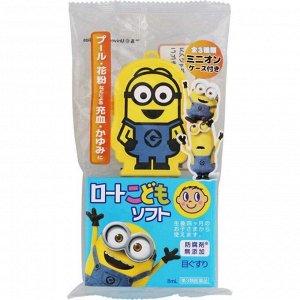 Японские глазные капли для детей
