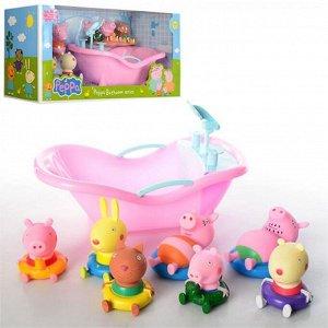 Игровой набор Свинка Пеппа в ванной