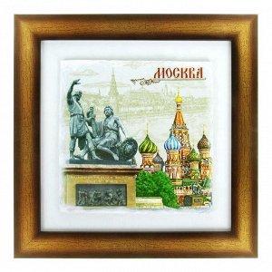 Панно интерьерное «Москва»