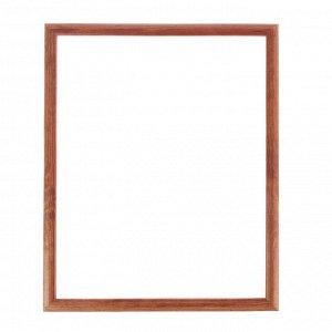 Рама для картин (зеркал) 40 х 50 х 2.6 см. дерево. Berta цвет орех