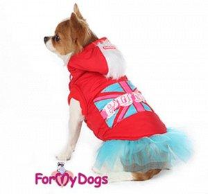 Курточка для собачки.
