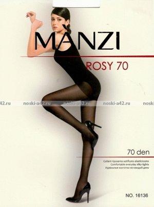MANZI колготки женские ROSY 70 den БЕЖЕВЫЕ