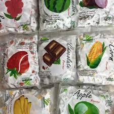 Тайские сливочные конфетки