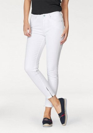 Белые джинсы Pepe Jeans