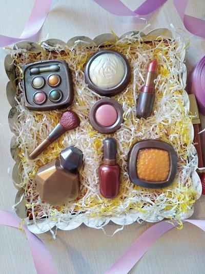 Фигурный бельгийский шоколад на подарки. — Для женщин — Праздники