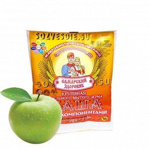 Пшенично-овсяная с яблочным пектином