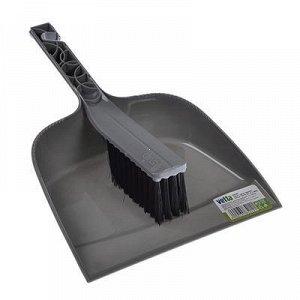 Набор для уборки: совок + щетка