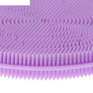 """Многофункциональная силиконовая губка-щётка """"Скруббер"""" 2шт"""
