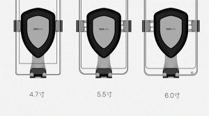 Держатель для телефона в авто Xiaomi Coowoo T100