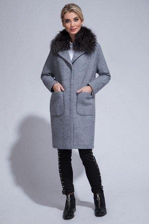 Пальто демисезонное размер 44-46 (48)