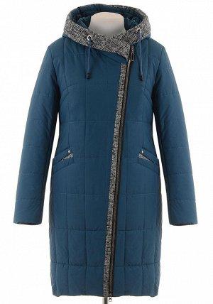 Пальто-еврозима на верблюжьей шерсти FOL-508